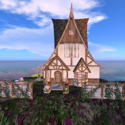 The Fairytale Cottage Upon the Hill
