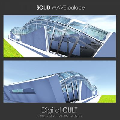 Deal of the week, last day! Solid wave mega store 45% off