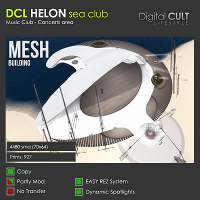 September 2017 - NEW Deal of the week!! HELON Sea Club 50% off