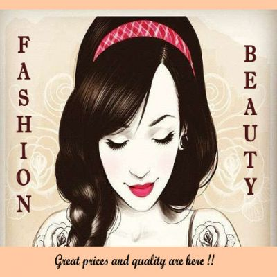 >>FASHION&BEAUTY STORE