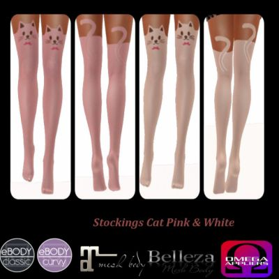Fashion & Beauty store >> Stockings Cat!! Check out and Enjoy