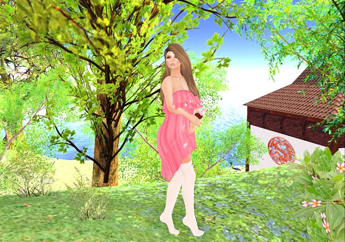 Peaceful in Pink