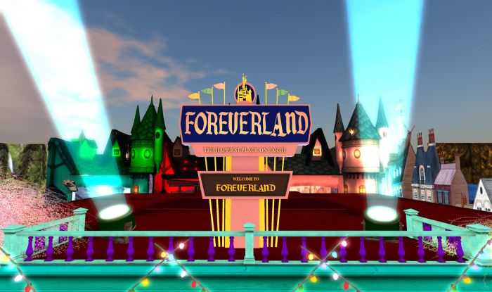 Foreverland Disney Tribute Park of Magic