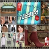 Hello Tuesday -34- Store List for 4th November