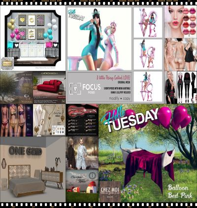 Hello Tuesday -200- Store List for 13th February