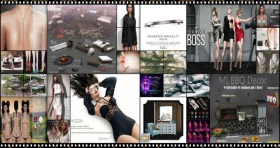 LAST DAY FROM CURRENT COSMOPOLITAN ROUND! COME CHECK WHAT COSMOPOLITAN HAVE TO OFFER BEFORE ITS ALL GONE WITH NEW ROUND 9th OCTOBER! All info @ http://cosmopolitansl.blogspot.com/2016/09/cosmopolitan-round-35-26th-september.html Or just come @ http://maps.secondlife.com/secondlife/No%20Comment Enjoy!