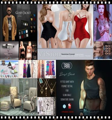 """TIME FOR  HELLO TUESDAY! JUST ONE DAY FOR 50L$ AND 50% OFF SALE DEALS! Find all info and direct SLurls @ http://cosmopolitansl.blogspot.com/2017/07/hello-tuesday-169-store-list-for-4th.html """"Hello Tuesday is weekly discount event with Cosmo stores, direct SLurls to every item you can find next to each vendor picture."""" Enjoy!"""