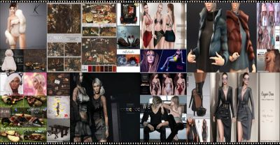 LAST DAY FROM CURRENT COSMOPOLITAN ROUND! IF YOU DIDNT YET, DONT WASTE TIME AND COME CHECK WHAT COSMOPOLITAN HAVE TO OFFER BEFORE ITS ALL GONE WITH NEW ROUND 5th NOVEMBER! Find all info @ http://cosmopolitansl.blogspot.com/2017/10/cosmopolitan-round-76-23rd-october-4th.html Or just come @ http://maps.secondlife.com/secondlife/No%20Comment/131/61/22  Enjoy !