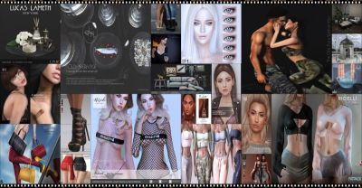 LAST DAY FROM CURRENT COSMOPOLITAN ROUND! IF YOU DIDNT YET, DONT WASTE TIME AND COME CHECK WHAT COSMOPOLITAN HAVE TO OFFER BEFORE ITS ALL GONE WITH NEW ROUND 19th NOVEMBER! Find all info @ http://cosmopolitansl.blogspot.com/2017/11/cosmopolitan-round-86-6th-18th-november.html Or just come @ http://maps.secondlife.com/secondlife/No%20Comment/131/61/22  Enjoy !