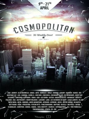 BRAND NEW COSMOPOLITAN ROUND IS HERE! \o/ You have two weeks to come on in, browse around and snap them all up before the round changes again on April 22nd! Find all info @ http://cosmopolitansl.blogspot.com/2018/04/cosmopolitan-round-196-9th-21th-april.html Or just come @ http://maps.secondlife.com/secondlife/No%20Comment/131/61/22  Enjoy !