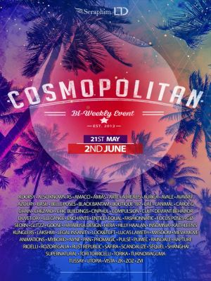 BRAND NEW COSMOPOLITAN ROUND IS HERE! \o/ You have two weeks to come on in, browse around and snap them all up before the round changes again on June 3rd! Find all info @ http://cosmopolitansl.blogspot.com/2018/05/cosmopolitan-round-226-21st-may-2nd-june.html Or just come @ http://maps.secondlife.com/secondlife/No%20Comment/131/61/22  Enjoy !