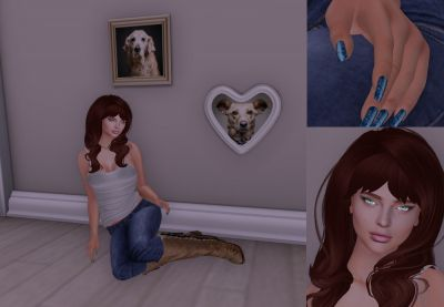 Love for Pets  Credits: Akeruka, BELLE EPOQUE, Dark Passions - Koffin Nails, Paper.Sparrow, Pretty Sexy Things, Rally To Rescue, Sn@tch, Zero Fcks Given Blogspot https://aerwolf.blogspot.com/2019/06/love-for-pets.html Flickr https://www.flickr.com/photos/aerlinniel_vella/48044825052/in/dateposted-public/