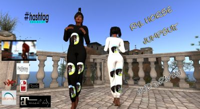 Rose Your Life at Hashtag 11: 16th - 30th 2019http://maps.secondlife.com/secondlife/Sylvhara/120/13/3802