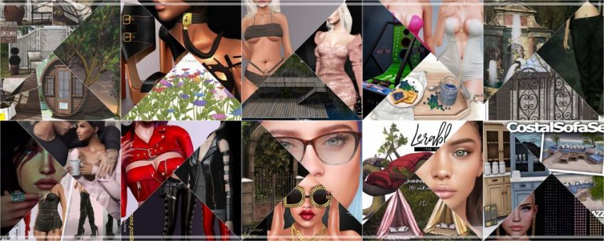 JUST WEEK LEFT FROM CURRENT COSMOPOLITAN ROUND!IF YOU DIDN'T YET, DON'T WASTE TIME AND COME CHECK WHAT COSMOPOLITAN HAVE TO OFFER! You have two weeks to come on in, browse around and snap them all up before the round changes again on March 22nd!Find all info @ https://cosmopolitansl.blogspot.com/2020/03/cosmopolitan-round-218-9th-21st-march.htmlOr just come @ http://maps.secondlife.com/secondlife/No%20Comment/131/61/22 Enjoy!