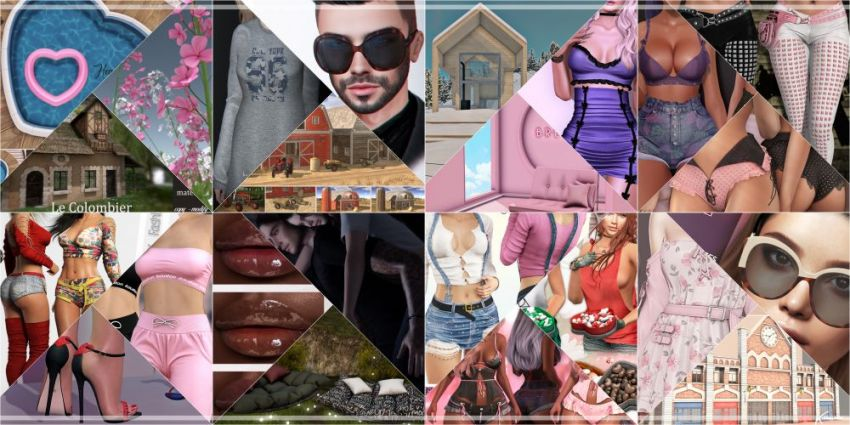 JUST WEEK LEFT FROM CURRENT COSMOPOLITAN ROUND! Gallery @ https://bit.ly/2MPO2LL LM @ http://maps.secondlife.com/secondlife/No%20Comment/131/61/22  Enjoy!