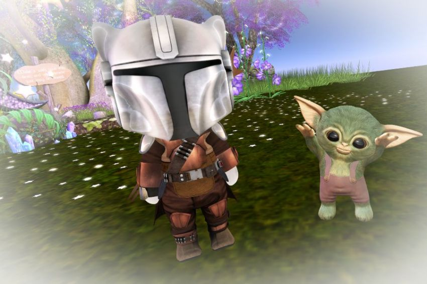 May the Fourth Be With You! <br>Happy Star Wars Day!