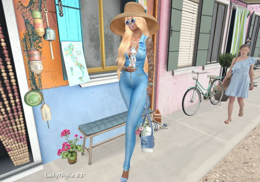 <span><span>1364 Is heaven any sweeter than a lady in tight blue jean? <br></span></span>