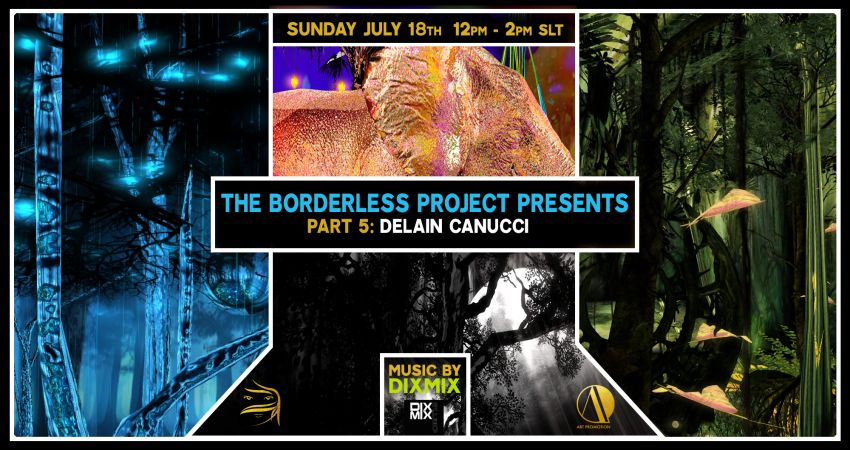 <span>The Borderless Project Part 5 by Delain Canucci & Dixmix *</span>